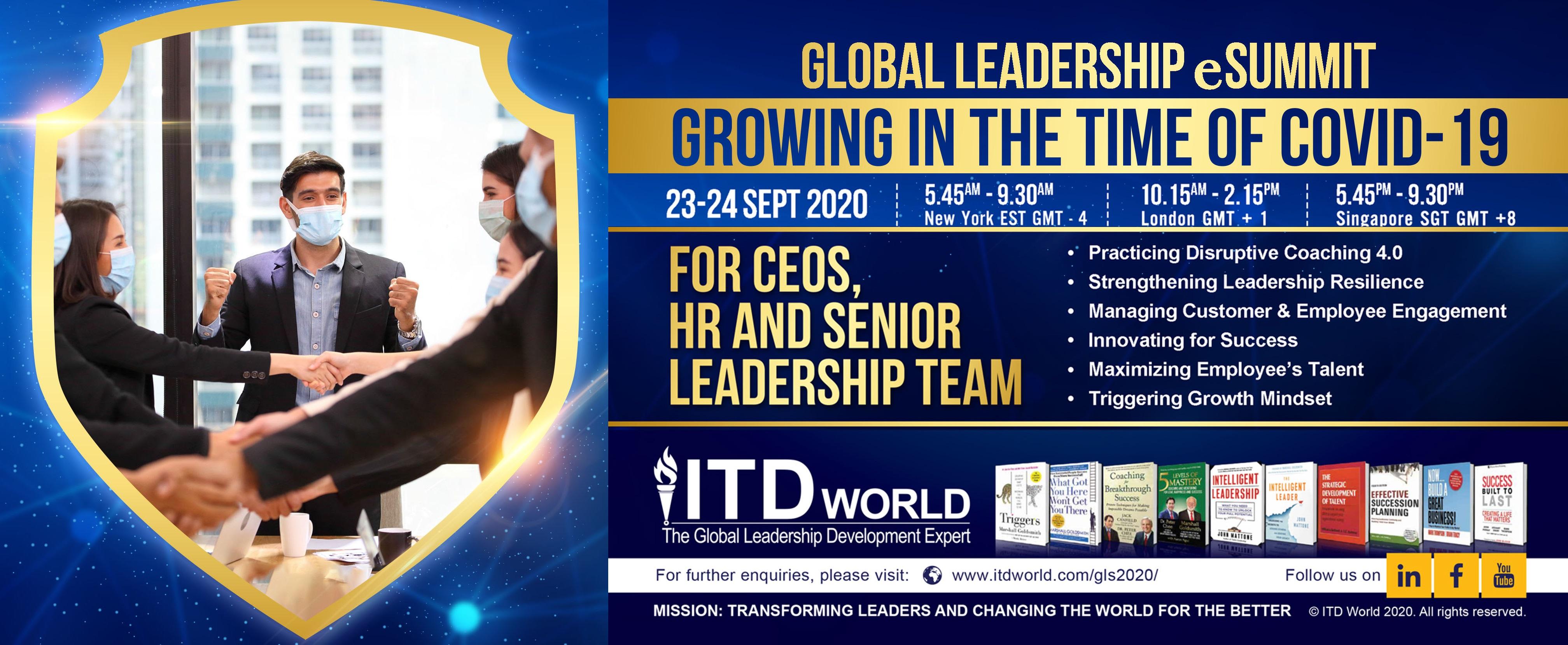 Global Leadership e-Summit (GLS) 2020